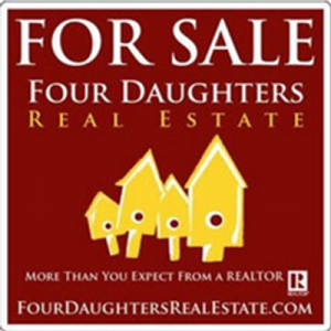 Four Daughters Real Estate Logo